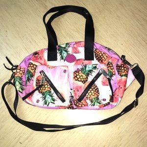 Juicy Couture Fruit Master Crossbody Satchel Bag